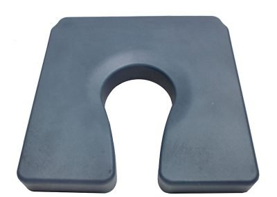 Cushion with 170mm (6.7″) commode opening SCP2
