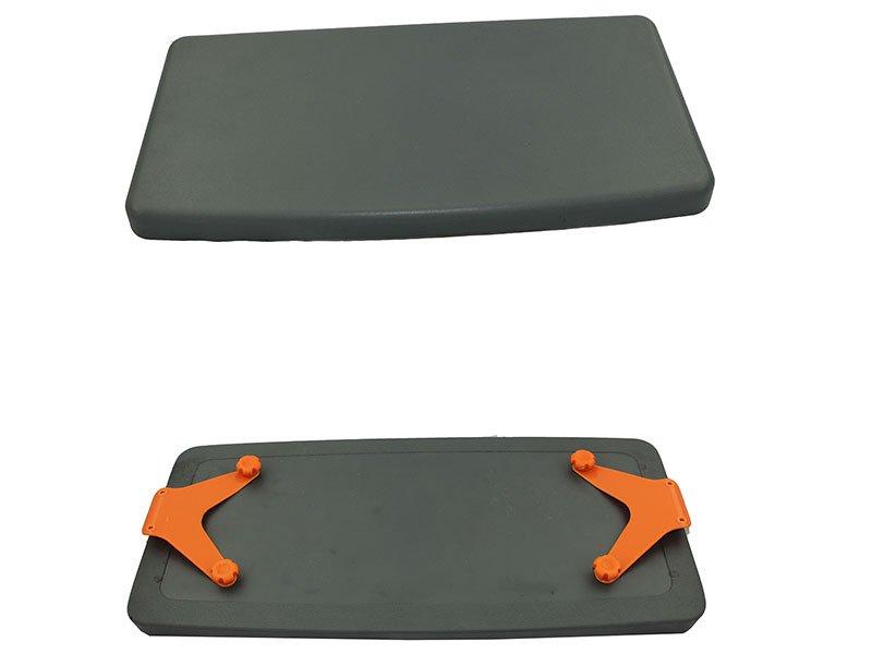 Showerbuddy accessories padded foam backrest cushion