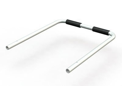 Straight Backrest-Push Handle SPH